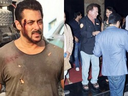 Salim Khan Got Emotional When He Saw Tiger Zinda Hai