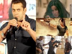 Salman Said Only Katrina Can Physical Action Bollywood