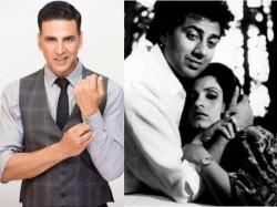 Akshay Kumar Sunny Deol Dimple Kapadia Going Doing Film Together