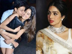 Janhvi Kapoor Affair Rumors With Ishaan Khattar