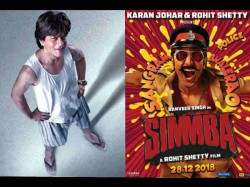 Shahrukh Khan Zero Box Office May Get Affected Ranveer Singh Simmba