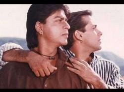 Salman Khan Shahrukh Khan Film Karan Arjun Completes 23 Years