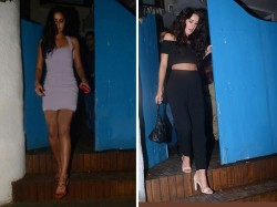 Katrina Kaif Sister Isabelle Kaif Are At Their Stylish Best At Ali Abbas Zafar Birthday Bash