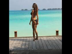 Disha Patani Shares Bikini Pic From New Year Vacation