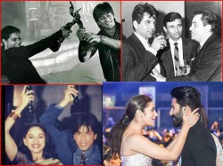 Rare And Unseen Pics Filmfare Awards See Pics