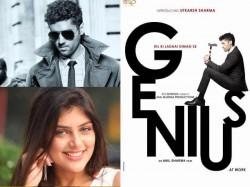 Gadar Director Anil Sharma Casts Ishita Opposite His Son Utkarsh Sharma In Genius