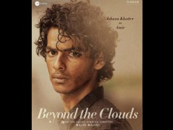 Ishaan Khatter First Look In The New Poster Beyond The Clouds