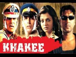 Akshay Kumar Ajay Devgn Amitabh Bachchan Starrer Khakee Clocks 14 Years