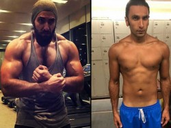 Ranveer Singh Shocking Transformation For Gully Boy