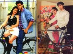 Hrithik Roshan Ameesha Patel Officially Replaced Salman Khan Bhagyashree Maine Pyaar Kiya Debut