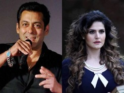 Salman Khan Is Somebody Who Will Always Be Very Special Close To My Heart Says Zarine Khan