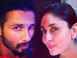 Shahid Kapoor Met Kareena Kapoor Recently Did This To Make Her Laugh