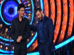 Shahrukh Khan Ted Talks 2 Clash With Salman Khan Bigg Boss