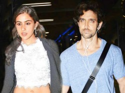 Hrithik Roshan Pitches Sara Ali Khan Super 30 Biopic