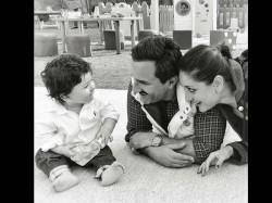 Taimur Saif Ali Khan Kareena Kapoor Perfect Family Picture