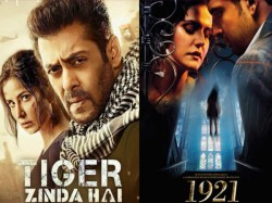 Box Office Report Film 1921 Dominating At The Box Office Collects More Than Tiger Zinda Hai