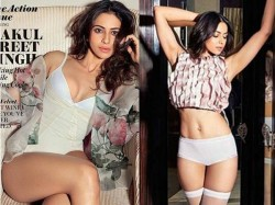 Rakul Preet Trolled On Her Laltest Photos Share Social Media