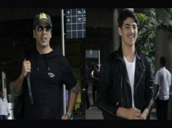 After Watching Padman Aarav Came Upto Me Said Dad Good Job Says Akshay Kumar