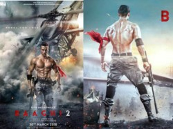 Baaghi 2 Poster Has Brand New Version Tiger Shroff