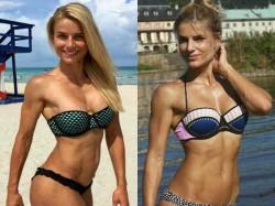 Bikini Pictures German Lady Police Adrienne Koleszar Went Viral
