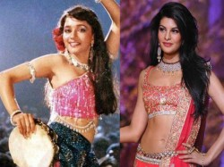 Jacqueline Fernandez Recreate Madhuri Dixit S Ek Do Teen Baaghi