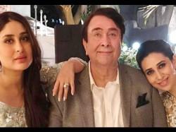 Karisma Kapoor Kareena Kapoor To Host Special Birthday Bash For Dad Randhir Kapoor