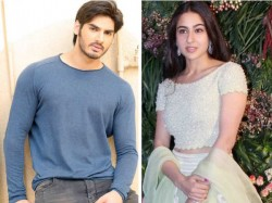 Suneil Shetty Son Ahaan Shetty To Debut Opposite Sara Ali Khan