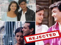 Aishwarya Rai Talks About The Shahrukh Aamir Films She Rejected