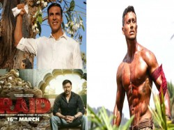 Baaghi 2 First Day Collection Beat Raid Padman