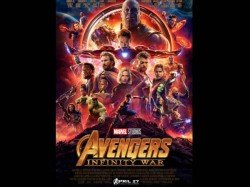 Here Is The New Poster Avengers Infinity War Know The Release Date