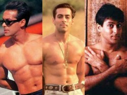 Salman Khan Hot And Sexy Shirtless Pics