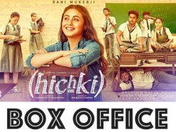 Hichki Box Office Collection Weekend Day 3 Sunday