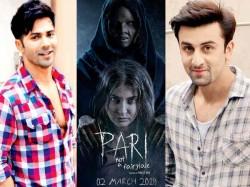 Ranbir Kapoor Varun Dhawan Believed Anushka Sharma Play Human Dog In Pari
