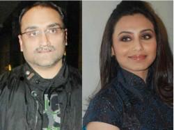 If Aditya Chopra Directs Me It Will Be Too Weird Says Rani Mukerji