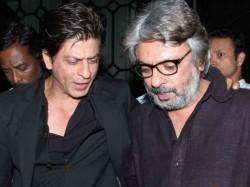Shahrukh Khan To Collaborate With Sanjay Leela Bhansali