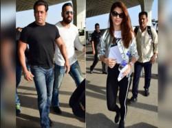 Salman Khan Jacqueline Fernandez Take Off Kashmir The Final Song Of Race