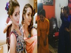 Sapna Chaudhary Arshi Khan Dance Video Viral