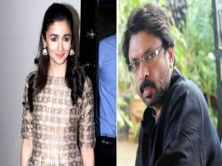 Alia Bhatt Play Amrita Pritam Sanjay Leela Bhansali S Sahir Ludhianvi Biopic