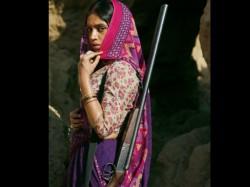 Bhumi Pednekar First Look From Upcoming Film Son Chiriya