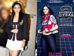 Student The Year 2 Actress Ananya Pandey May Be Another Alia Bhatt Of The Bollywood