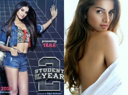Student The Year 2 Actress Tara Sutaria Glamours Pictures