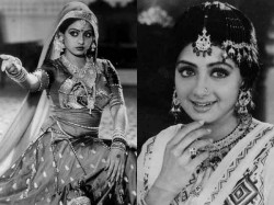Sridevi Bags Best Actress National Award Her Film Mom See Her Rare Pictures