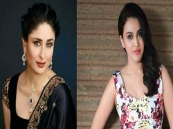 Swara Bhasker Kareena Kapoor Khan S Troll You Should Be Ashamed You Exist