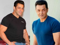 Salman Khan Did Bobby Deol Makeover Know He Looks Way Better