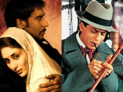 Ajay Devgan Shahrukh Khan Actors Who Have Done Films Based On Famous Novels
