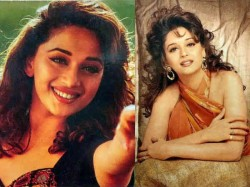 Madhuri Dixit Is News Her Upcoming Films See Her Beautiful Rare Pictures