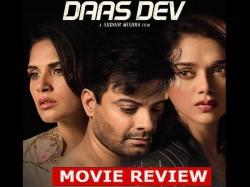 Daas Dev Movie Review Rating Plot