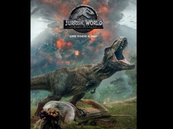 Jurassic World Fallen Kingdom Ready Release On 8th June India