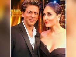Kareena Kapoor Khan Star Shahrukh Khan Salute