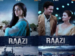 Alia Bhatt S Raazi Posters Will Intrigue You A Thriller Trailer Today